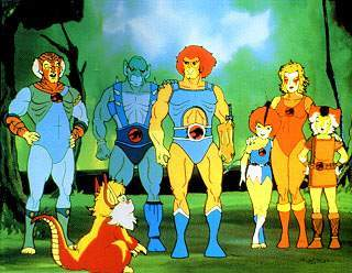 Thundercats Characters on Thundercats   I Miss The Old School   When The 80s Rocked And The 90s