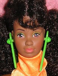ROCKSTAR: Barbie's bredrin Dee Dee