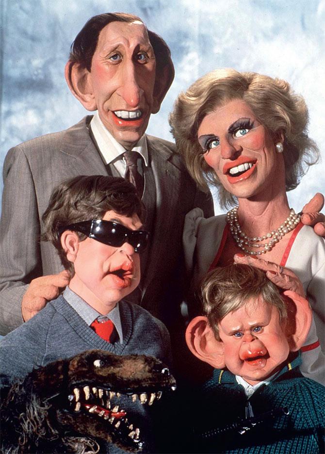 Spitting imageroyal-family