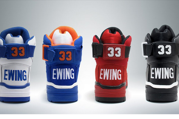 Welcome Back Patrick Ewing Athletics I Miss The Old School